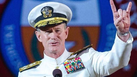 10 Life Lessons from Admiral William H. McRaven